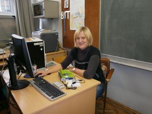 Učiteljica Željka